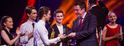 Łukasz Dyczko Młodym Muzykiem Roku 2016!