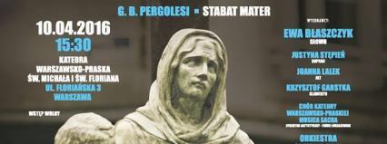 """""""Stabat Mater"""" Pergolesiego w Katedrze Warszawsko-Praskiej"""