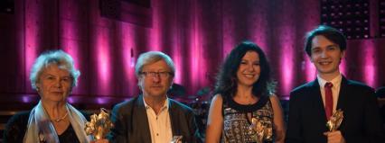 Wręczono Koryfeusze Muzyki Polskiej 2016