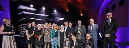 Rozdanie Dorocznych Nagród Ministra Kultury i Dziedzictwa Narodowego