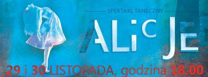 """Góra Kalwaria/Myśl w ruchu 2015: """"ALicJE"""" – pokaz finałowy projektu """"Góra w Ruchu"""""""