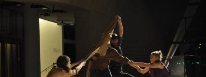 "Warsaw: presentation of Krakow Dance Theatre's ""Nesting"" as part of the ""Made in POLIN. Journey of Transformation"" cycle"