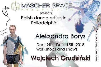 New York/Philadelphia: Aleksandra Borys and Wojciech Grudziński's study visit to the USA is under way
