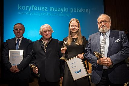 Polish Music Coryphaeus Awards 2017