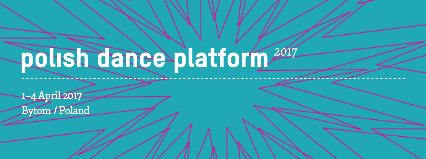 Polish Dance Platform 2017 programme announced!