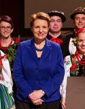 Reportaż z Oficjalnego zakończenia Roku Kolberga 2014