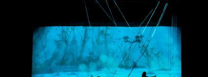 Scena dla tańca 2016/Mielec: Spektakle Anny Haracz i Iwony Olszowskiej oraz Krakowskiego Teatru Tańca