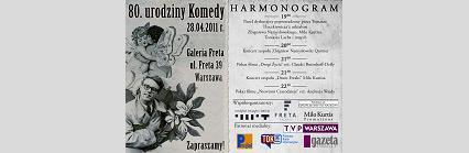 Koncert urodzinowy Komedy