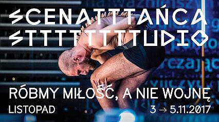 """Scena Tańca Studio: III część programu """"Róbmy miłość, a nie wojnę!"""" już w listopadzie"""