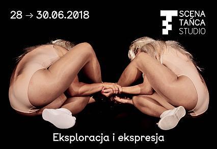 """Scena Tańca Studio 2018: II odsłona projektu """"Osiem stopni wtajemniczenia w taniec"""": """"Eksploracja i Ekspresja"""""""
