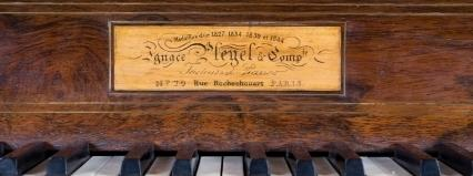 The Piano in Polish Collections – a virtual collection of historical pianos