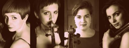 """""""Artysta – rezydent"""": Rezydencja Airis Quartet w Instytucji Promocji i Upowszechniania Muzyki """"Silesia"""""""