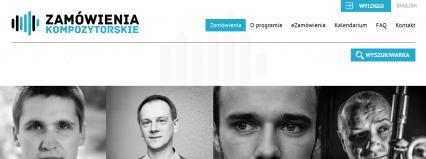 """Prezentacja Programu """"Zamówienia kompozytorskie"""" w NOSPR"""