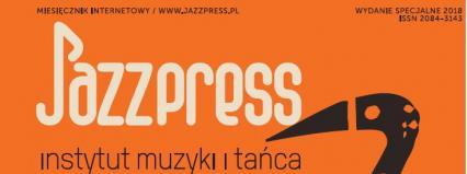 """""""Jazzowy debiut fonograficzny"""" w JazzPRESS"""
