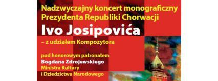 Monograficzny Koncert Prezydenta Chorwacji