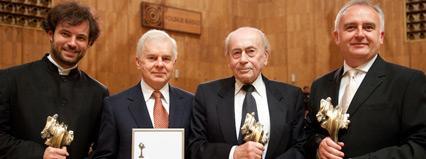 Wręczono nagrody Koryfeusz Muzyki Polskiej
