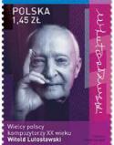 Konspekty lekcji i prezentacja o Witoldzie Lutosławskim