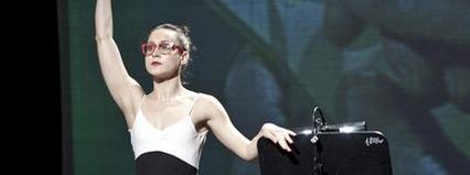 Nie ja 11 i 12 października w Teatrze im. Jana Kochanowskiego w Opolu w ramach Sceny dla tańca