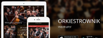 Orkiestrownik on your phone!