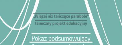 """Białystok/Myśl w ruchu 2015: Pokaz finałowy projektu """"Więcej niż tańczące parabole"""""""