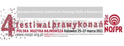 Festiwal Prawykonań w Katowicach