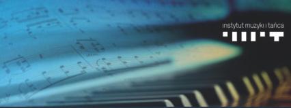 Publikacja Raportu o stanie szkolnictwa muzycznego II stopnia