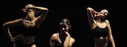 Scena dla tańca: Takarazuka Camp w ramach projektu Trójmiejski Punkt Taneczny