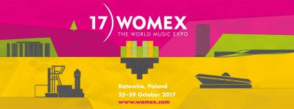 WOMEX 2017 in Katowice