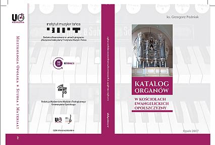 Katalog organów w kościołach ewangelickich Opolszczyzny