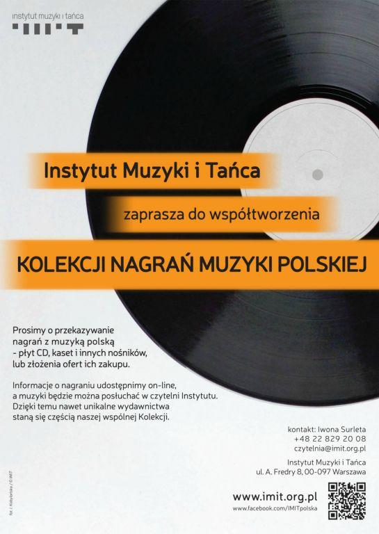 Kolekcja Nagrań Muzyki Polskiej